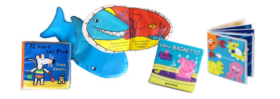libri per letture acuatiche