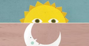 Quando il sole si sveglia; quando la luna si sveglia