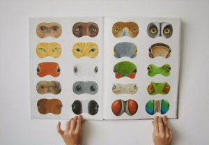 occhi animali
