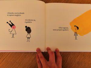 Un Colore Bellissimo Teste Fiorite Libri Per Bambini Spunti E
