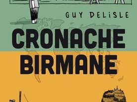 Noccioline – Cronache Birmane: graphic journalism in passeggino