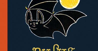 """""""Rufus. Il pipistrello a colori"""" di Tomi Ungerer"""